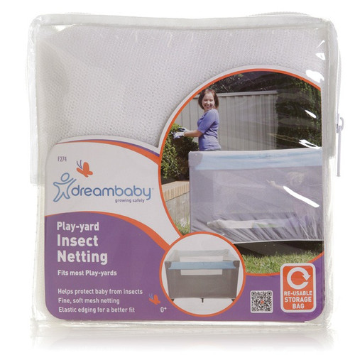 Dreambaby - Play Yard Portacot Insect Netting