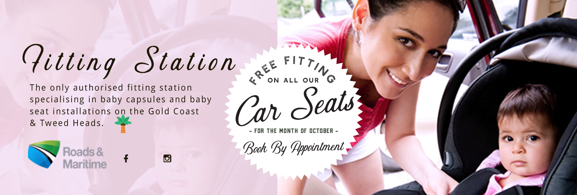 baby barn is an authorised fitting station specialising in baby casules and baby seat installations on the gold coast and tweed heads