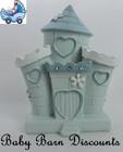 Blue Castle Money Box