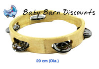 Fun Factory Tambourine Without Skin 20 cm Diameter