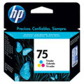 HP 75 Tri-Colour Ink
