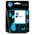 HP 15 Black Ink