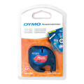 Dymo LetraTag Cosmic Red Tape 12mm x 4m SD91203