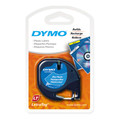 Dymo LetraTag Ultra Blue Tape 12mm x 4m SD91205