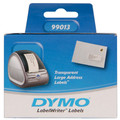 Dymo LabelWriter Transparent Large Address Labels Pk/260 SD99013