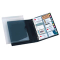 Marbig Business Card Book Case