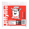 Jiffy Lite Bubble-Lined Mailing Bags Size2 215 x 280mm 10/PK