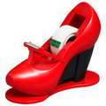 3M SS-4 Scotch Shoe Tape Dispenser With Magic Tape 19mmx33m