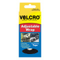 Velcro Adjustable Wrap White 19mmx3m