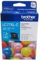 Brother LC-77XLC Cyan High-Yield Ink Cartridge