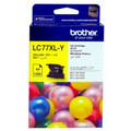 Brother LC-77XLY Yellow High-Yield Ink Cartridge