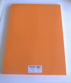 Colourboard Orange A3 297x420mm 50/Pack