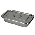 Instrument soaking tray w/cover