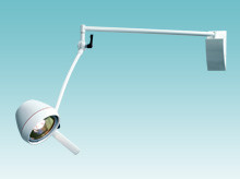 Wall Mounted Medical Examination Lamps : Exam Light PF-Series Wall Mount, 44