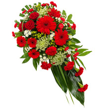 Funeral and Sympahty flower arrangements for delivery in any city or town in Sweden.
