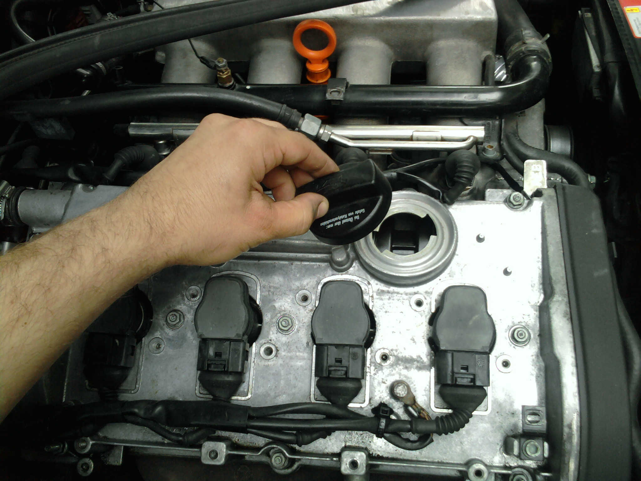 how to find fuel leaks