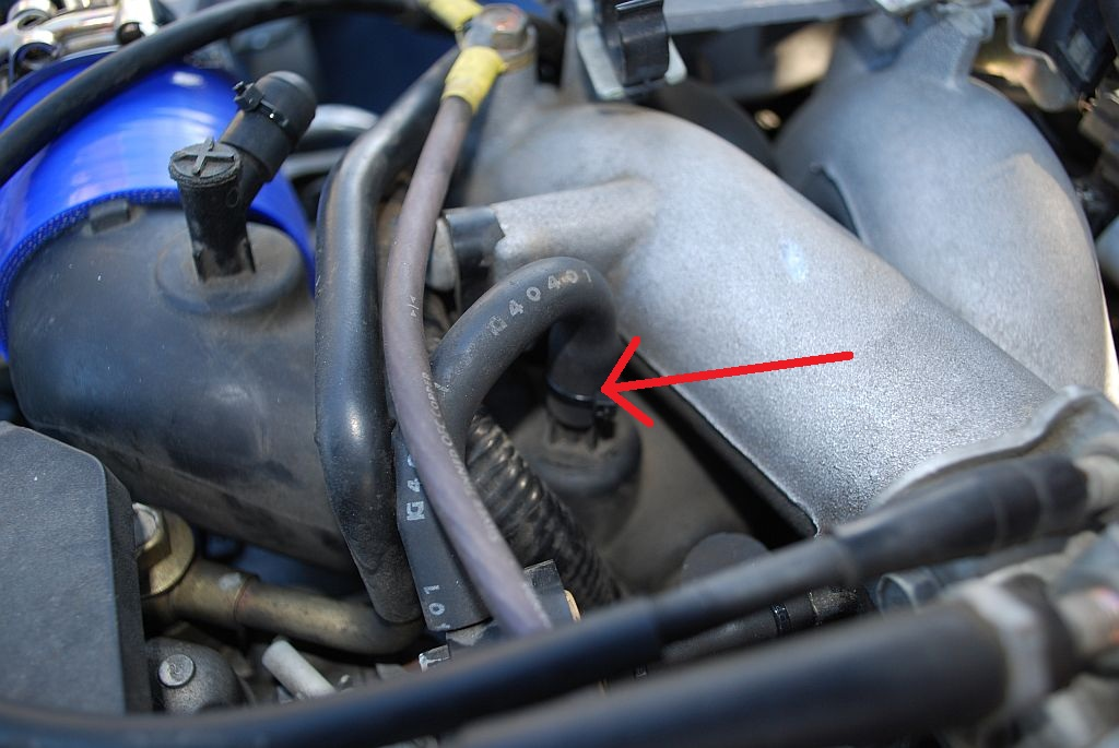 How To Boostleak Test A Subaru