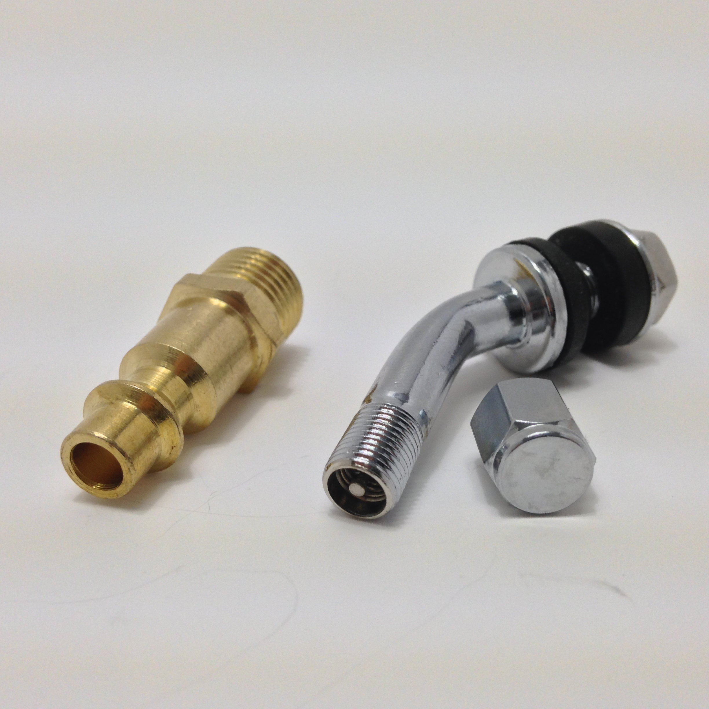 Boost Leak Testers Tire Valve Stem NPT compressor Fitting