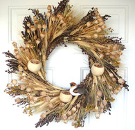 Avian Cafe Wild Bird Wreath