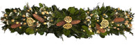 Berkley Holiday Mantelpiece - 45 inch