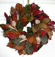 Chipotle Eucalyptus Wreath - 17 inch