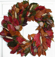 Chipotle Eucalyptus Wreath - 24 inch