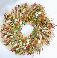 For The Birds Wreath 18 in