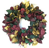 Gilded Forest Holiday Wreath - 22-24 in
