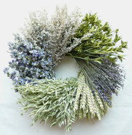 Heartland Dried Wreath - 22 inch