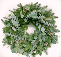 Highland Winter Fir Wreath