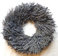 Medicine Lodge Lavender Wreath - 18 inch