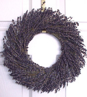 Michelle Lavender Wreath - 13 inch