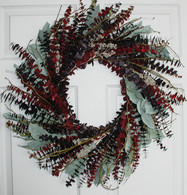 Morningstar Eucalyptus Wreath - 24 inch