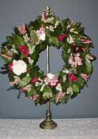 Parisian Wreath Stand 18-29 inch