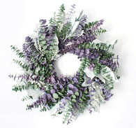 Regatta Eucalyptus Wreath - 17 inch