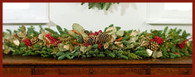 Seasons Memories Mantel Piece - 48 in