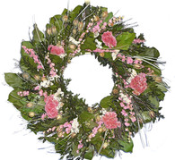 Simple Gatherings Wreath - 22 in