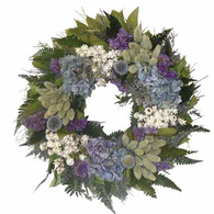 Out Of Stock Items: Summer Breeze Wreath 16 in