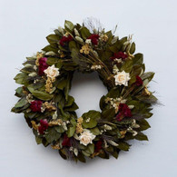 Spring Bouqet Wreath 18 in