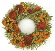 Lakewood Autumn Oats Door Wreath