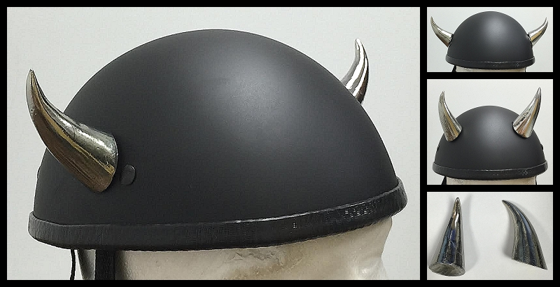Helmet Devil Horns Helmet Horns Are Made to