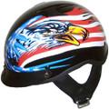 American Hawk Motorcycle Helmet