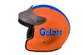 DOT Florida Gator Motorcycle Helmet