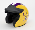 LSU Motorcycle Helmet