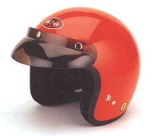 Red DOT Motorcycle Helmet