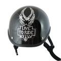 Eagle Rhinestone Helmet Patch