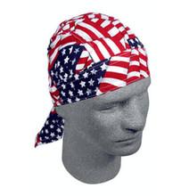 American Flag Do-Rag Flydanna