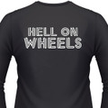 Hell On Wheels Biker T-Shirt