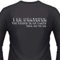 I Do Whatever The Little Voices Tell Me To Do Biker T-Shirt