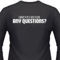 I Have P.M.S. and a Gun Any Questions Biker T-Shirts